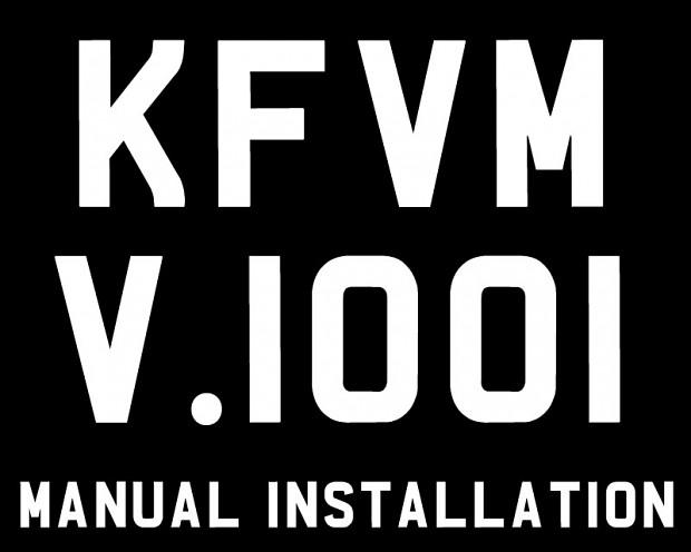 Killing Floor Vehicle Mod - Version 1001 (Manual)