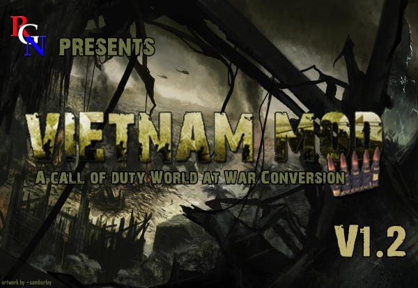Vietnam Mod v1.2 Patch Server Files