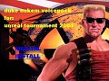 Duke Nukem sound pack V2 for UT2004 (manual)