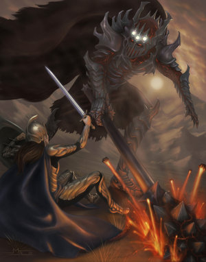 The battle between lords V.01