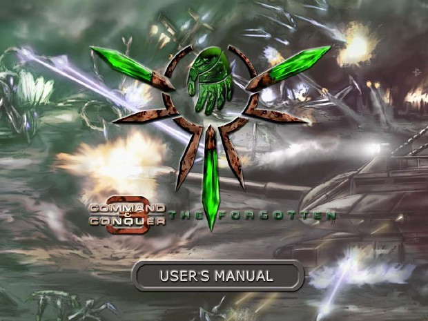 The Forgotten User's Manual