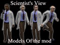 Scientist View Model Pack