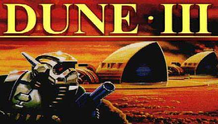 Tiberian Sun - Dune III