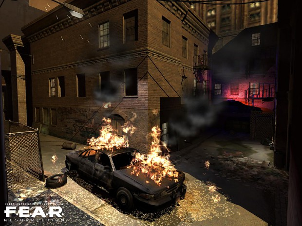 F.E.A.R. Resurrection. Interval 1 & 2