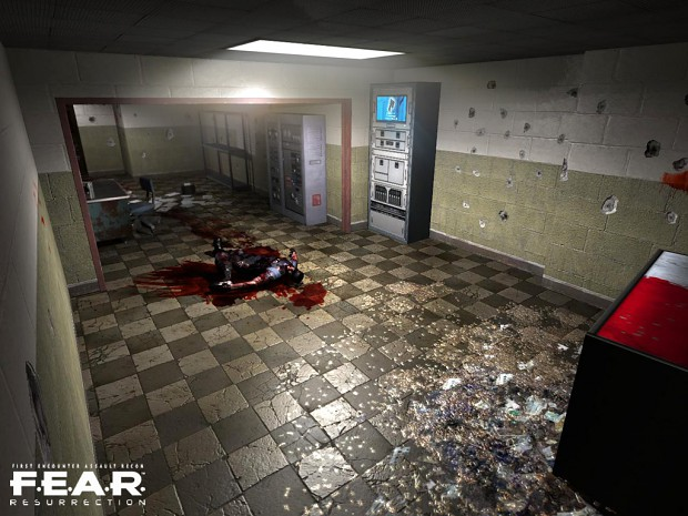 F.E.A.R. Resurrection-RUS. Interval 1 & 2