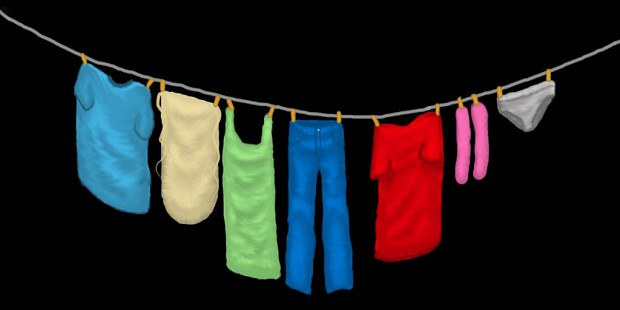 Clothes_on_string