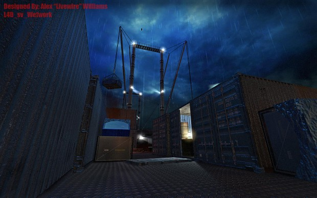 L4D Survival Map - Wetwork
