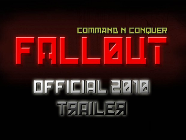 CNC Fallout 2010 Official Trailer HD