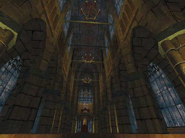 Darkmod FM: St Albans Cathedral