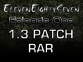 1187 - Episode One 1.3 PATCH .RAR