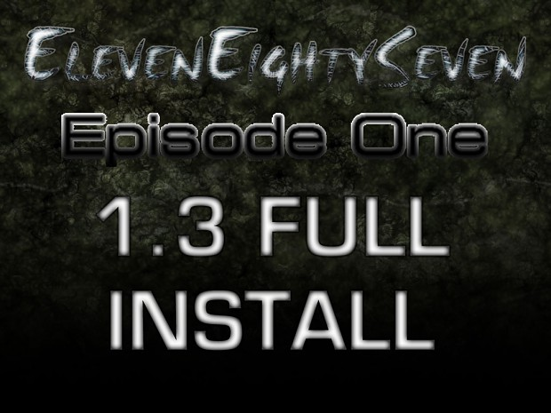 1187 - Episode One 1.3 FULL .7z