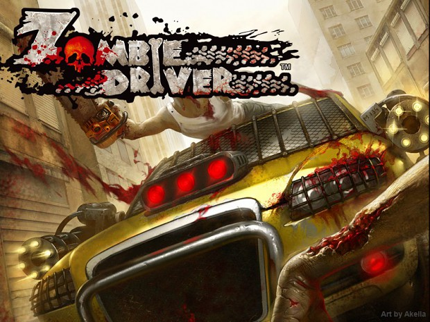 ZombieDriver BloodRace Patch 1.2.2