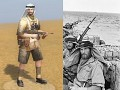 S.A.S. Africa WWII