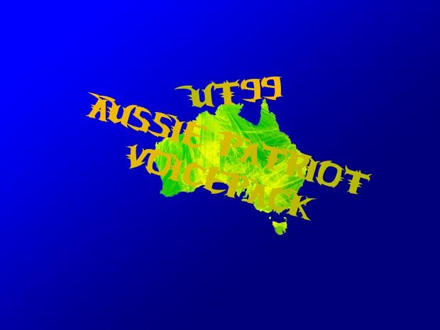 Aussie Patriot Voicepack
