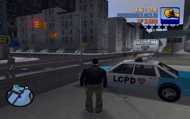 GTA 3 Ultimate 0.2 Patch