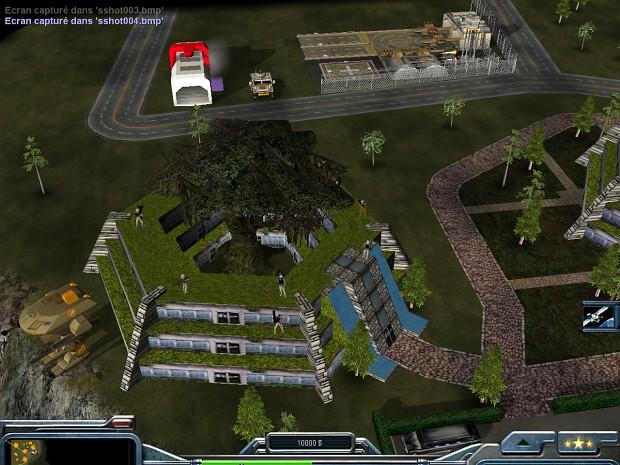 GDI Civilian building