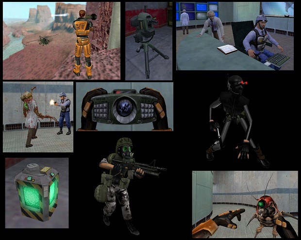 Half-Life SD Pack