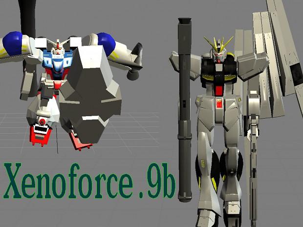 Xenoforce Reborn 0.9B