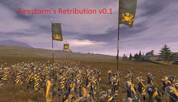 Firestorm's Retribution v0.1