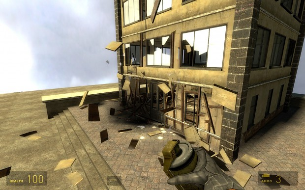 Physbox DMM House (Test Map)