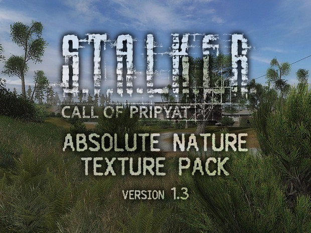 Absolute Nature Texture Pack 1.3 update