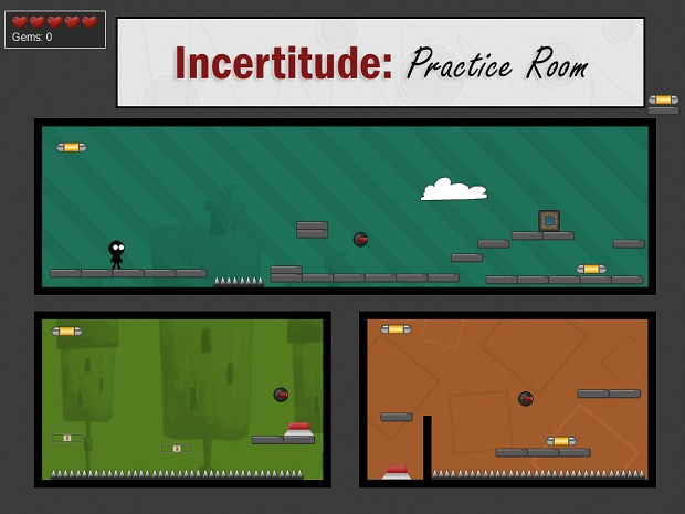 Incertitude: Practice Level