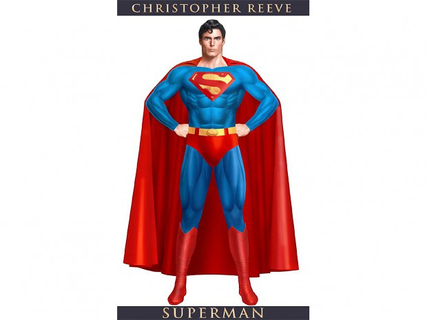 Superman Classic Christopher Reevee