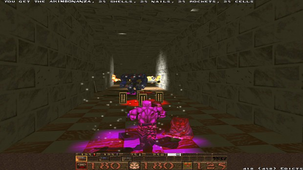 SuperDuper Quake Engine 0.96