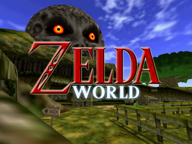 Zelda World 1.9 Alpha (OUT OF DATE)
