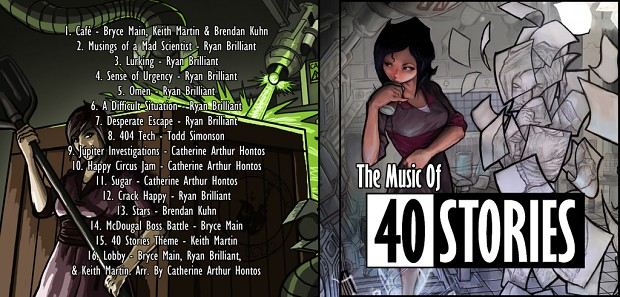 40 Stories Soundtrack