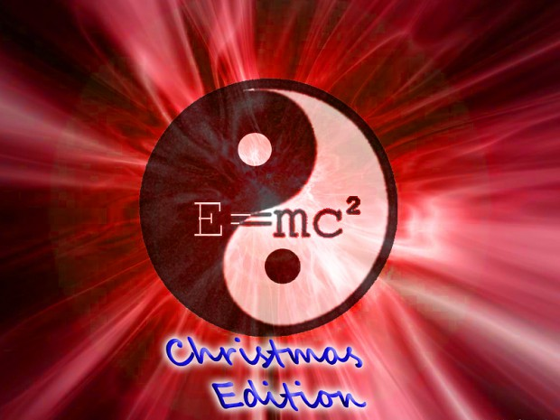 E = MC² Christmas Edition