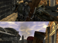 4Aces FNV HiRes Armor and Weapons