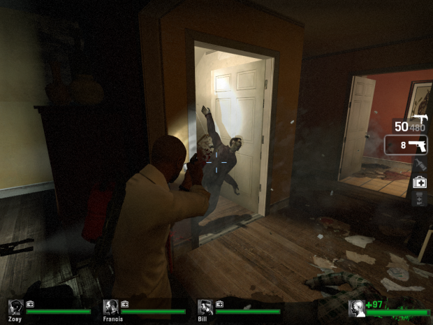 Left 4 Dead Third Person Mod
