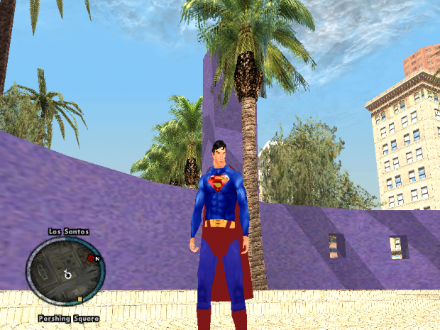 Superman Gimp Beta 3
