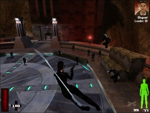 Ninja Mod Final Version