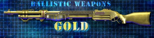 Ballistic Weapons v1.70 ZIP