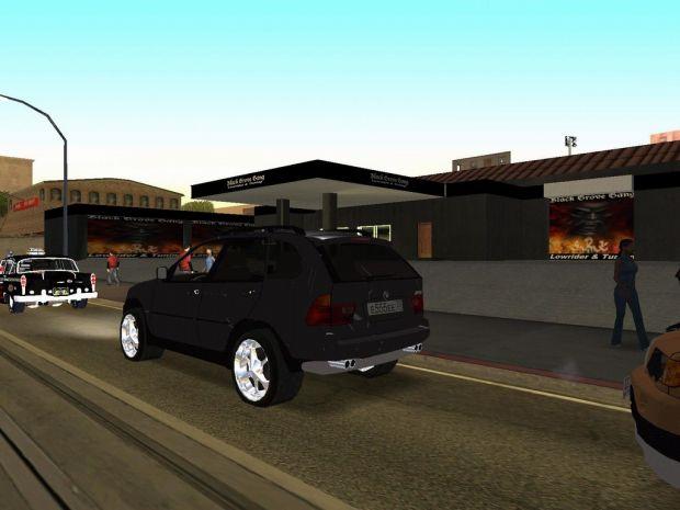 San Andreas Copland 2006