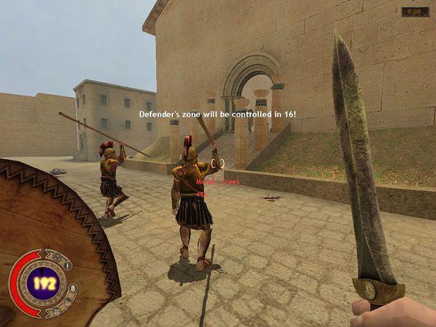 Troy: Divine Playground Dedicated Server