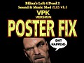 POSTER FIX For VPK v1.1 Of Bilian's L4D2 S&M Mod