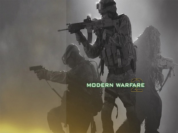 Modern Warfare 2 GUI Menu for CS 1.6