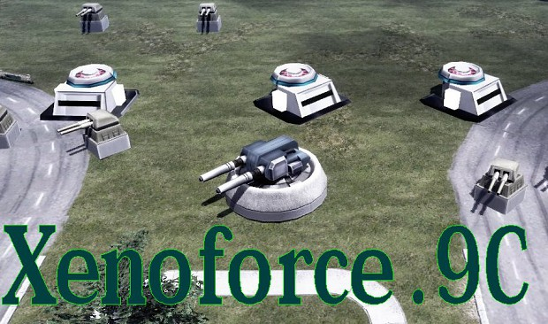 Xenoforce Reborn Alpha 0.9C
