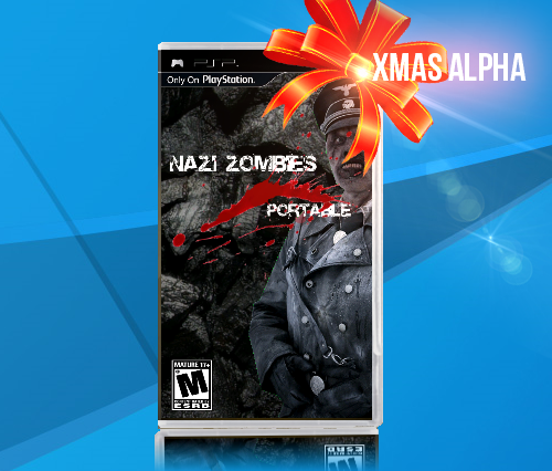 Nazi zombies portable alpha v1 psp