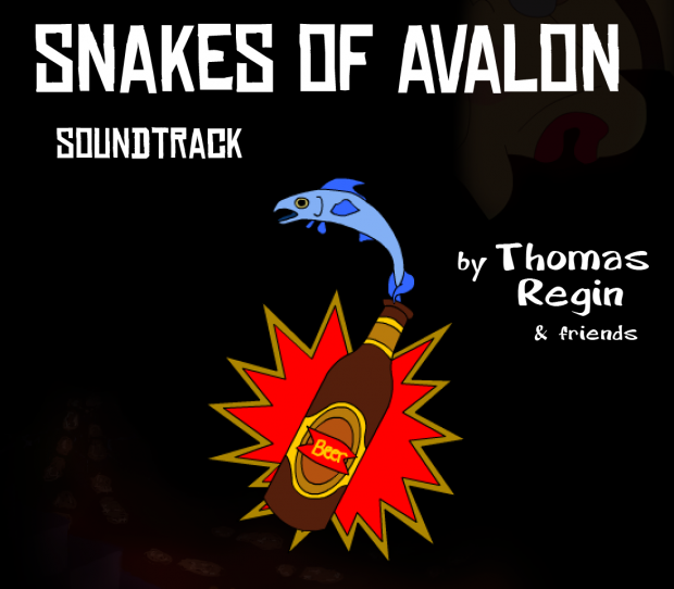 Snakes of Avalon OST MP3