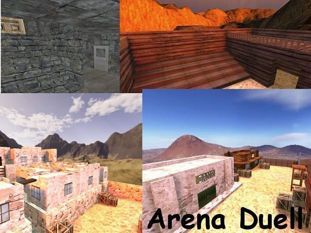 Arena Duell (du_arena) (BETA)