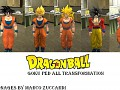 GOKU ( PED ) ALL TRASFORMATION