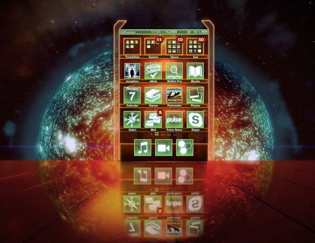 Cerberus iOS4 theme for iPhone/iPod Touch
