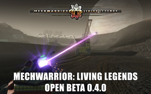 MechWarrior: Living Legends 0.4.0 Public Open Beta