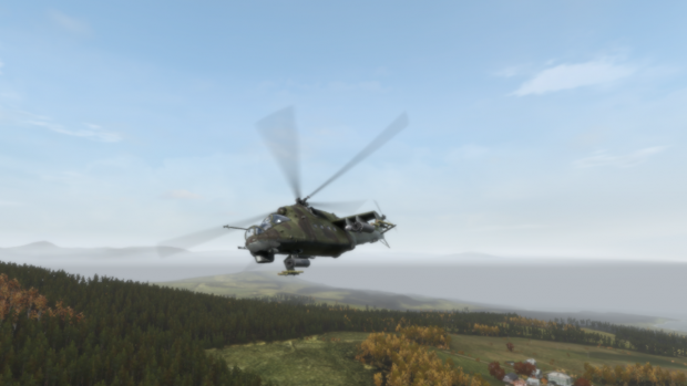 Mi-24 Variants Pack