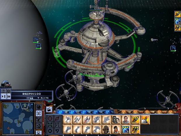 Empire At War Change Build Cap