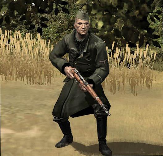 Ostheer Infantry